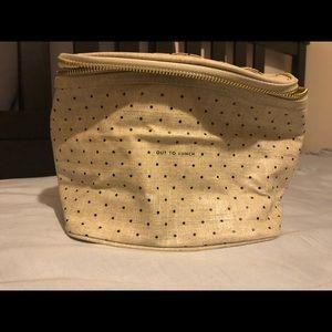 Brand new Kate Spade polka dot lunchbox